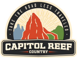 Capitol Reef Country LOGO