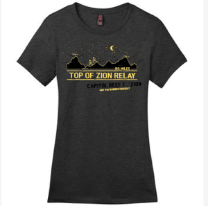 Top of Zion Shirt Grey